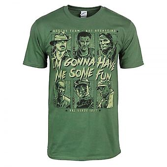 Honcho SFX I'm Gonna Have Me Some Fun T Shirt