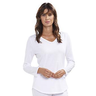 R'sch 1884158 Femmes-apos;s Smart Casual Cotton Pyjama Top