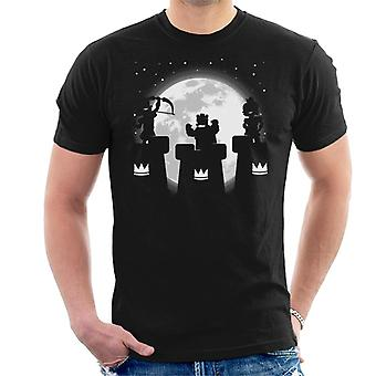 Clash Royale Moon Men's T-Shirt