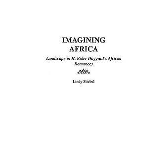 Kuvitella Afrikan maisema H. Rider Haggards Afrikan romansseja jäseneltä Stiebel & Lindy