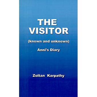 Karpathy & Zoltan によって知られていると未知のアニス日記の訪問者