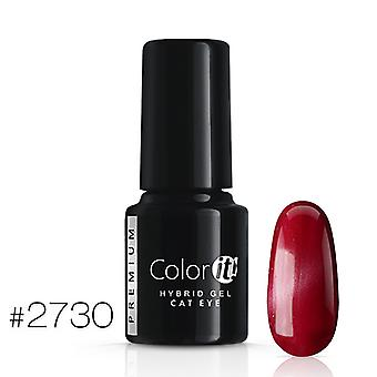 Gellack-Color IT-Premium-Cat Eye-* 2730 UV Gel/LED