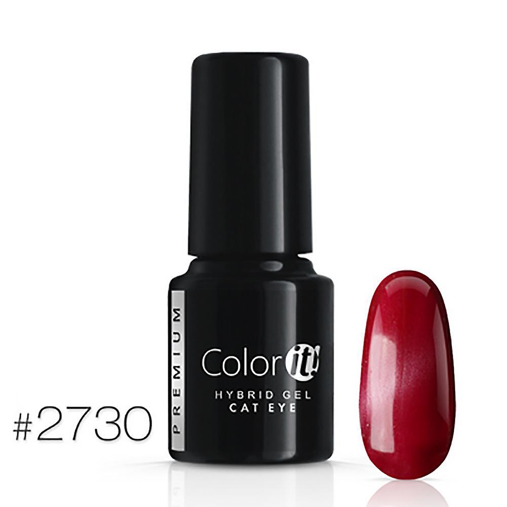 Gellack - Color IT - Premium - Cat Eye - *2730 UV-gel/LED