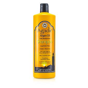 Agadir Argan Oil Daily Moisturizing Shampoo (for All Hair Types) - 1000ml/33.8oz