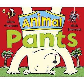 Animal byxor: från den bäst Sälj ande Pants-serien