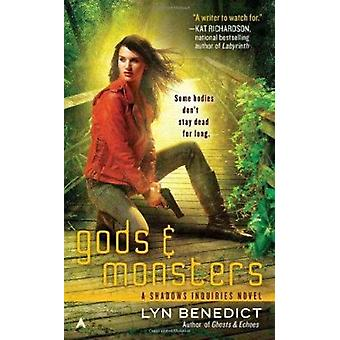 Gods & Monsters - A Shadows Inquiries Novel by Lyn Benedict - 9780