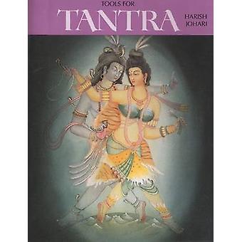 Tools for Tantra by Harish Johari - 9780892810550 Book