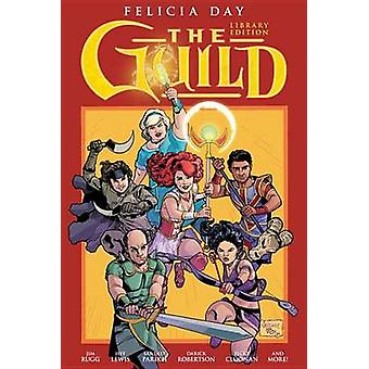 The Guild Library Edition Volume 1 by Becky Cloonan - 9781616559830 B