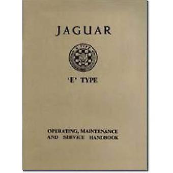 Jaguar E-Type 3.8 Series 1 Handbook by Brooklands Books Ltd - 9781870