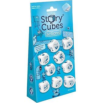 Rory's Story Cubes Actions Hangtab Board Game