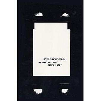 Grandes incendios: Poemas 1982-1992