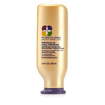 Pureology kostbare olie verzachtend voorwaarde (voor broos saai gekleurd haar)-250ml/8.5 oz