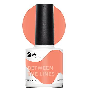 2AM London Tone Me Down 2019 LED/UV Gel Polish Collection - Between The Lines 7.5ml (2C002)
