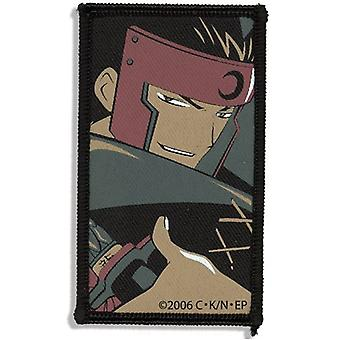 Patch - Tsubasa - New Kurogane (Square) Iron On Gifts Anime Licensed ge7220