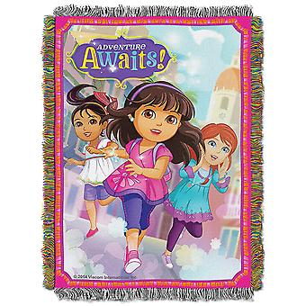 Tapestry Throw - Disney�s Elena of Avalor Adventure Awaits #051 Woven New 48x60