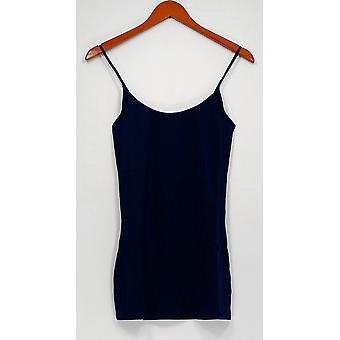 G.I.L.I. lo tiene me encanta Mujeres's Top XXS Correas Ajustables Cami Azul A263312