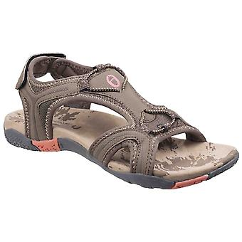 Cotswold Womens Cerney Sandal Taupe