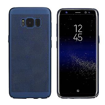 Samsung S8 Duos Plus Blue Case - Mesh Holes