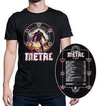 Batman Dark Nights Metal #1 Men's T-Shirt