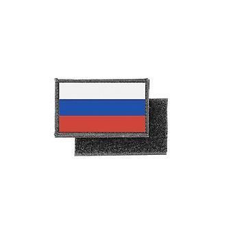 Patch ecusson imprime badge drapeau russie russe