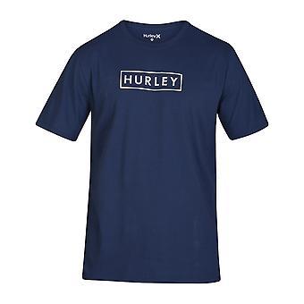 Hurley camiseta de manga corta en Mystic Navy