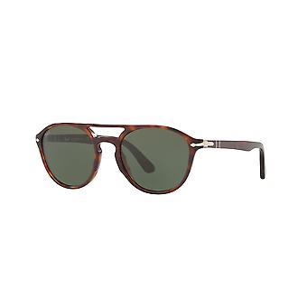 Persol PO3170S 9015/31 Havana/groene zonnebrillen