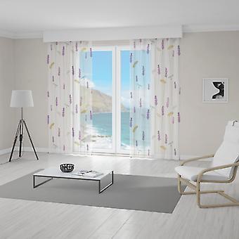 Meesoz Net Curtain - Lavanda Colorida