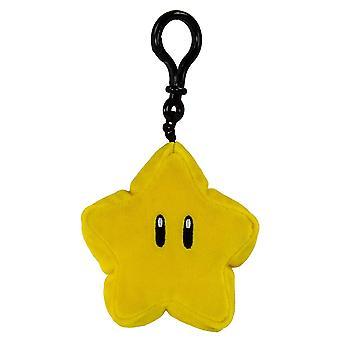 Nintendo - Mario Kart - Star Clip-on Pluszowe towary do gier