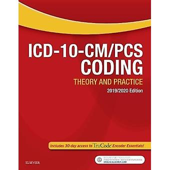 ICD10CMPCS Coding Theory and Practice 20192020 Edition by Lovaasen Karla