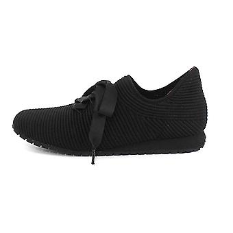 L'Amour des Pieds Womens Taimah Leather Low Top Lace Up Fashion Sneakers