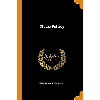 Studio Pottery by Hurten Rhead