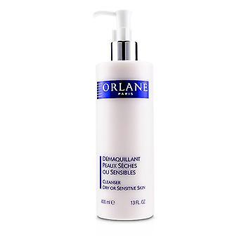 Reinigingsmiddel voor de droge of gevoelige huid (Salon product)-400ml/13oz