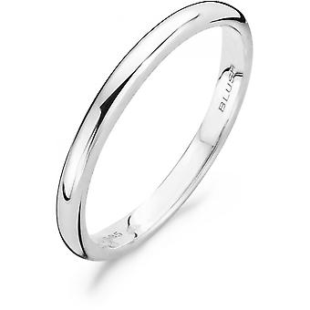 Blush Ring 11179WGO - Women's 2mm White Gold Ring