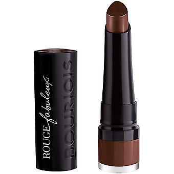 6 x Bourjois Paris Rouge Fabuleux Lipstick - 16 Rêve Tonka