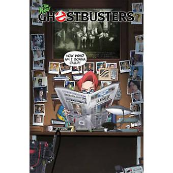 Ghostbusters Volume 5 The New Ghostbusters by Burnham & Erik