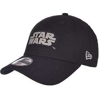 New Era Boys Kids 9FORTY Star Wars Adjustable Baseball Cap Hat - Black - OSFA