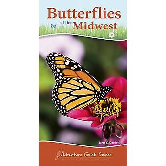 Butterflies of the Midwest by Jaret C. Daniels - 9781591935209 Book