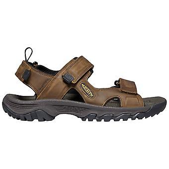 Keen Bison Mens Targhee III Open Toe Sandal