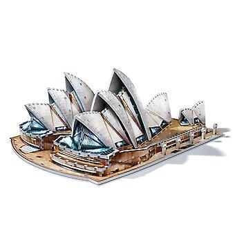 3D sydney opera house 925pc puzzle