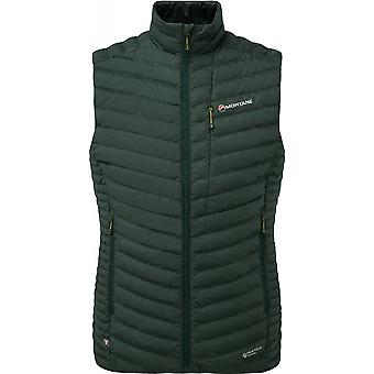 Montane Icarus Vest - Arbour Green