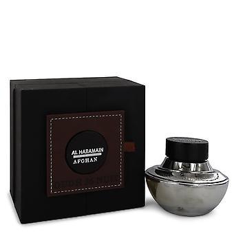 Oudh 36 Nuit Afghan von Al Haramain Eau De Parfum Spray (Unisex) 2,5 Unzen / 75 ml (Männer)
