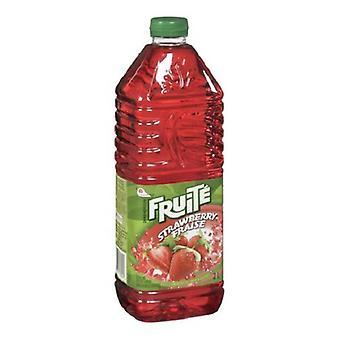 Frukt jordbær-( 2 Lt X 1 Flasker )