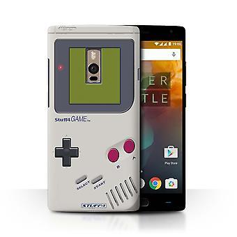 STUFF4 Case/Cover voor OnePlus 2/twee/Nintendo Game Boy/Games Console