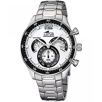 Lotus watches mens watch chronograph sport 10120-1