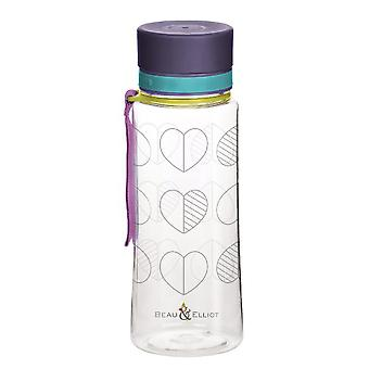Beau & Elliot Confetti Outline Hydration Bottle 500ml