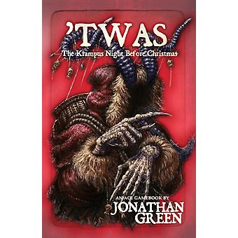 TWAS The Krampus Night Before Christmas by Green & Jonathan