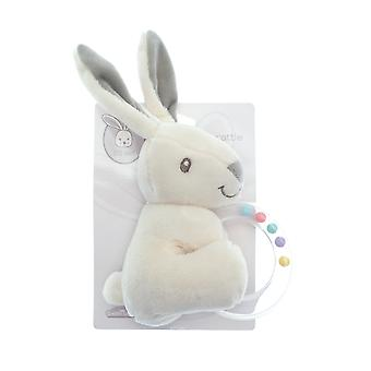 Country Club Little Bunny Teether Rattle