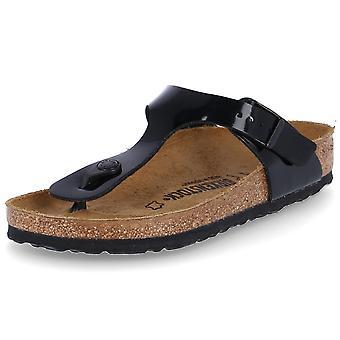 Birkenstock Gizeh 43661blackGizeh universal summer women shoes