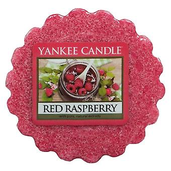 Yankee Candle Wax Tart Melt Red Raspberry