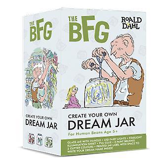 Roald Dahl's The BFG Create Your Own Dream Jar